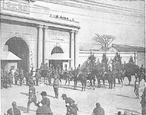 南京攻略戦32