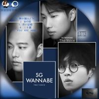 SGワナビーミニアルバム - The Voice