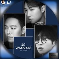 SGワナビーミニアルバム - The Voice汎用