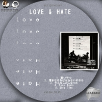 FLY TO THE SKY LOVE HATE (韓国盤)