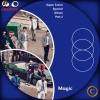 SUPER JUNIOR スペシャルアルバム Part 2 - Magic汎用