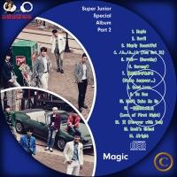 SUPER JUNIOR スペシャルアルバム Part 2 - Magic