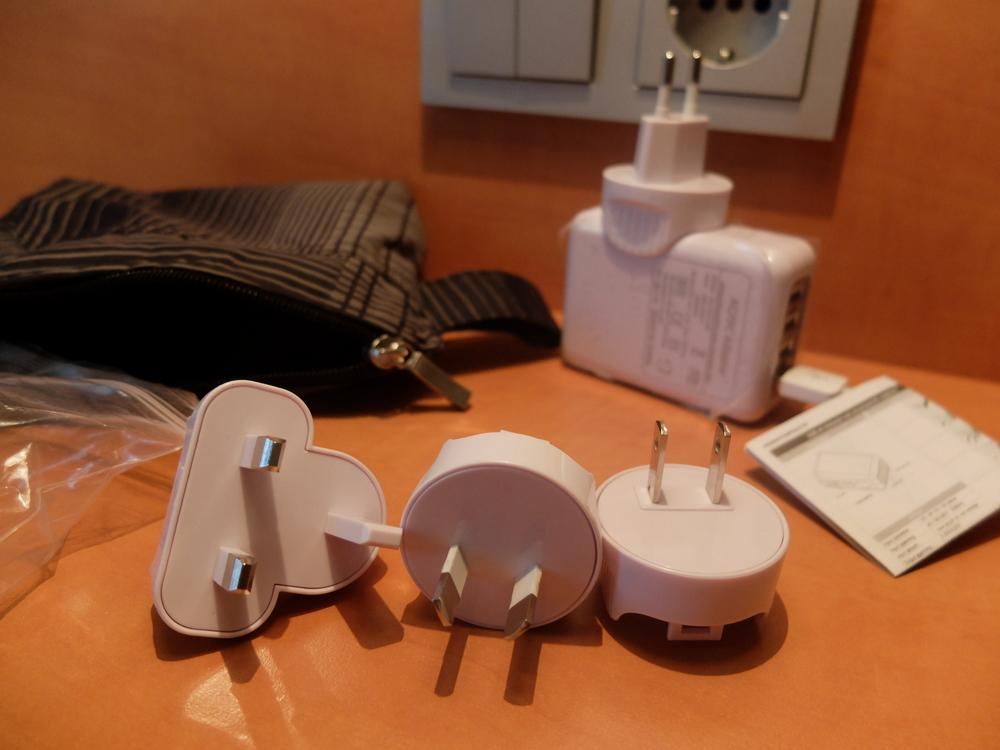 USB トラベルチャージャー03
