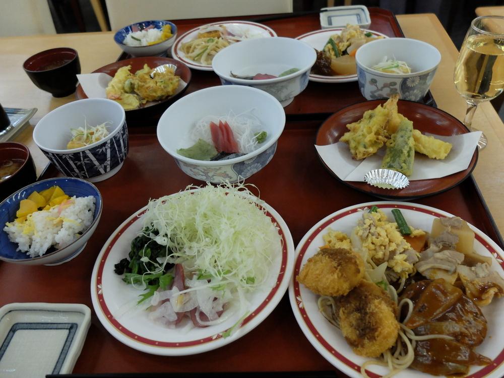 ホテルニュー七星 夕食 03