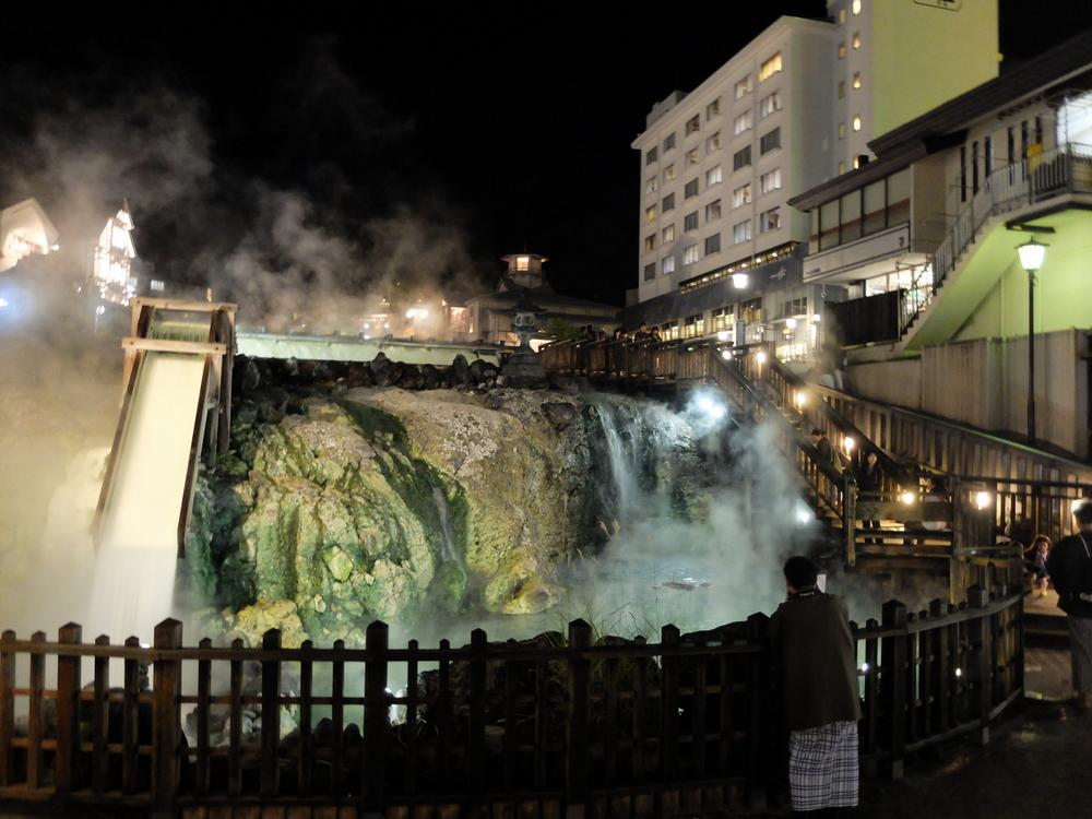 草津夜の散歩 03