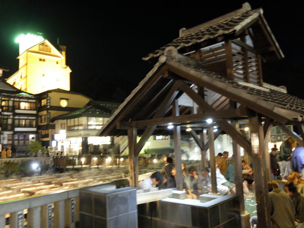 草津夜の散歩 01