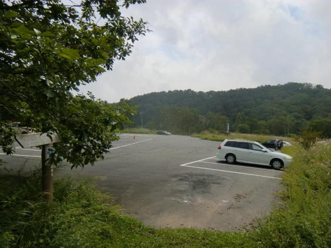 新坂平駐車場
