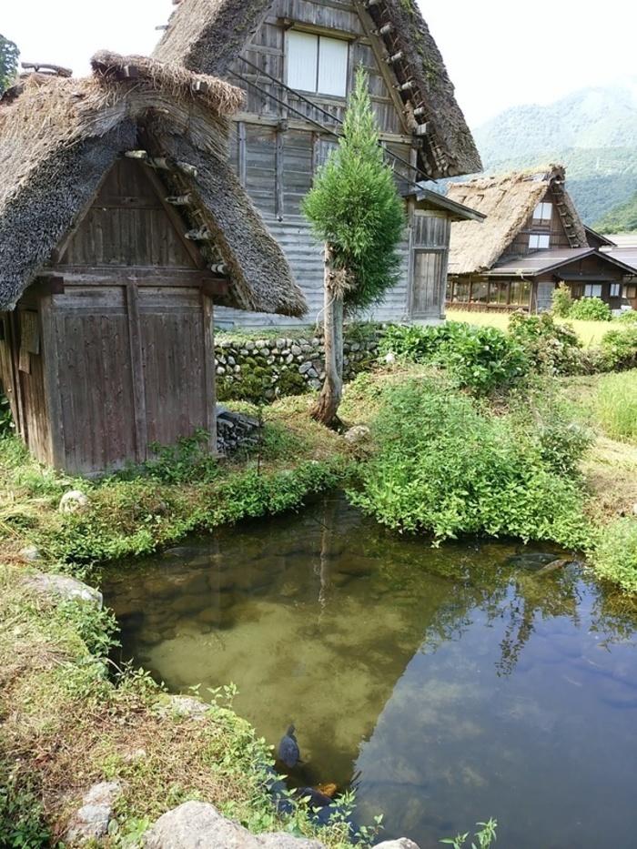 シルバーウィークの行楽として、日本の伝統や技術・文化に親しんでみませんか?世界文化遺産 白川郷 ⑤