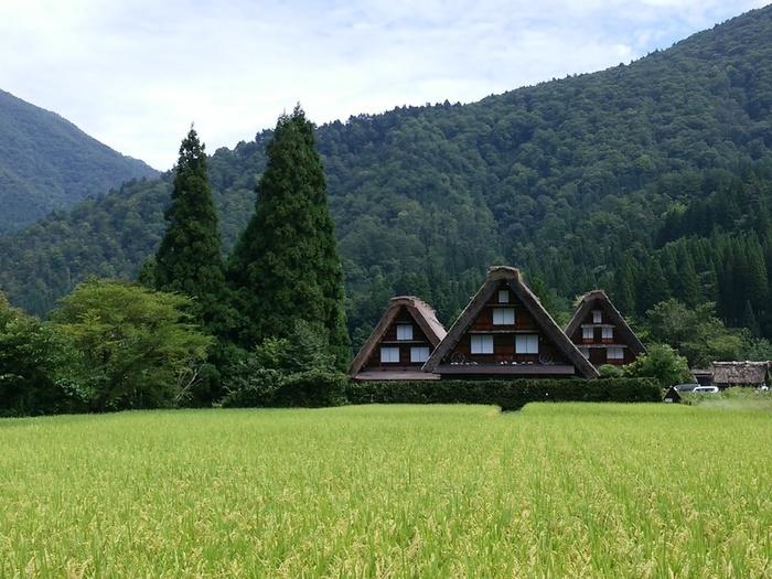 シルバーウィークの行楽として、日本の伝統や技術・文化に親しんでみませんか?世界文化遺産 白川郷 ⑨