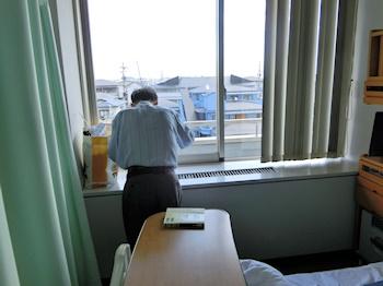 一人で退院準備