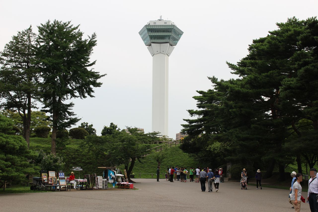 五稜郭タワー23