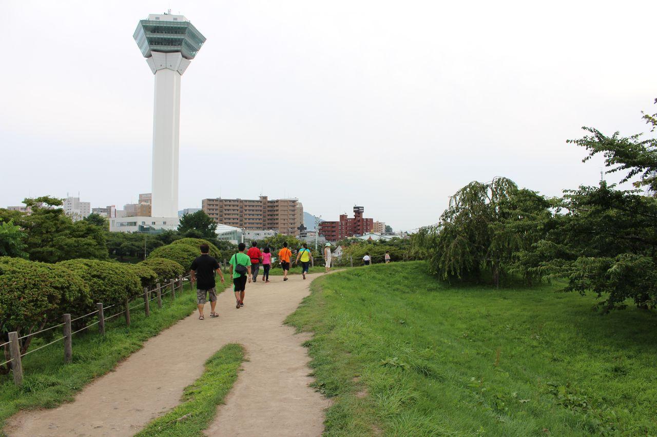 五稜郭タワー25