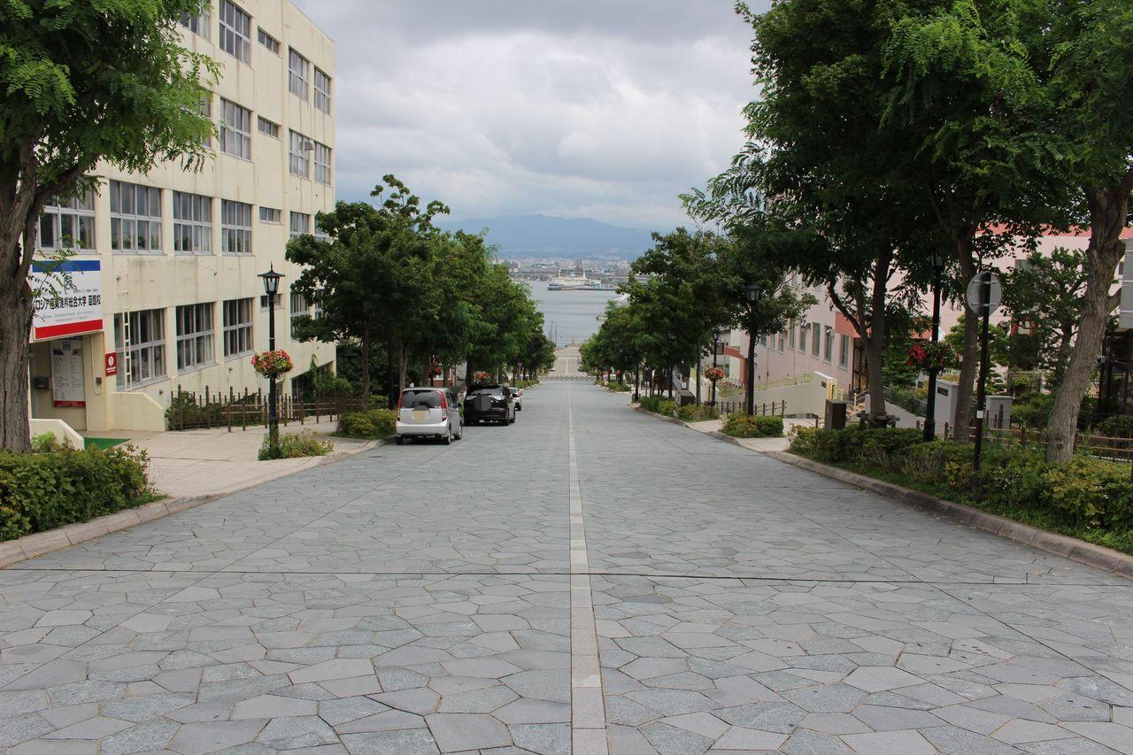 八幡坂-2