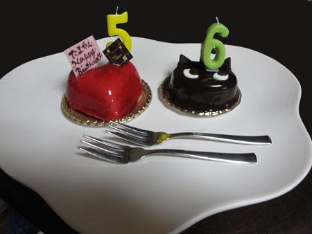 平成27年誕生日ケーキ