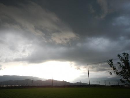 天気急変 (2)