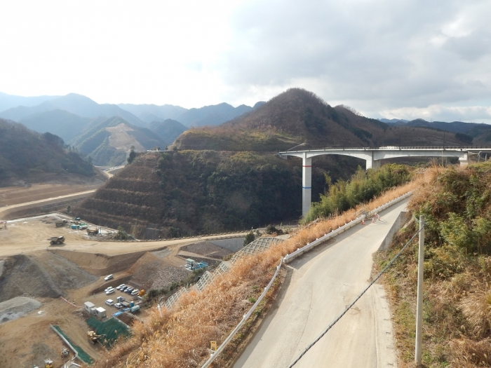 DSCN9907大分川ダム