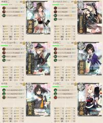 E-7,XY撃破編成装備b