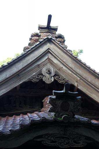大麻山神社本殿