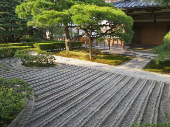 京都銀閣寺に行ってきました03