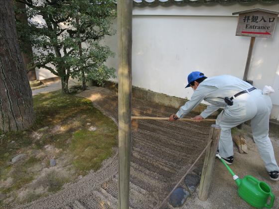 京都銀閣寺に行ってきました04