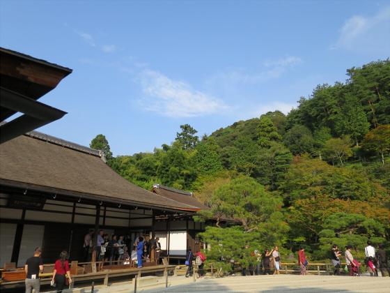 京都銀閣寺に行ってきました05