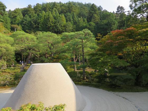 京都銀閣寺に行ってきました08