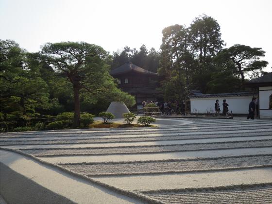 京都銀閣寺に行ってきました15