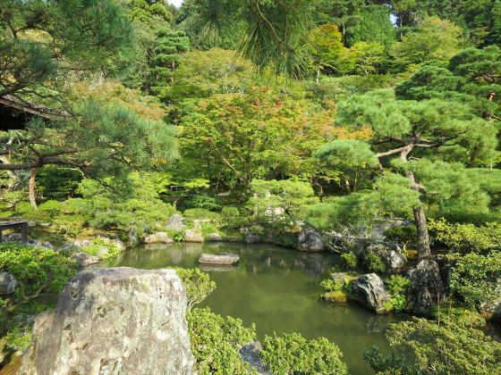 京都銀閣寺に行ってきました16