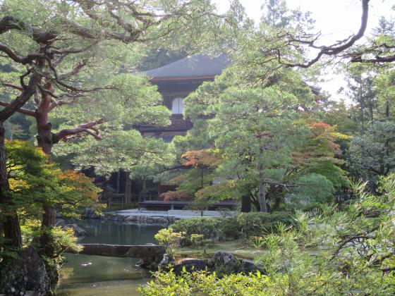 京都銀閣寺に行ってきました18