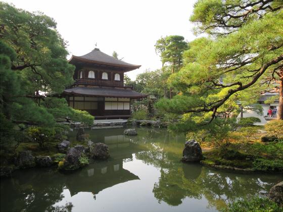 京都銀閣寺に行ってきました22