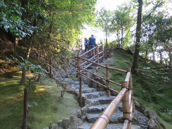 京都銀閣寺に行ってきました33