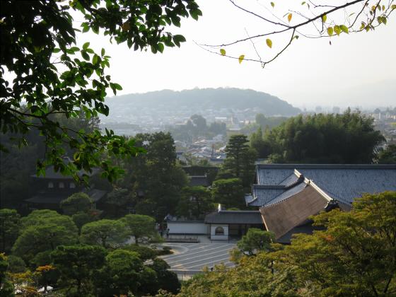 京都銀閣寺に行ってきました34