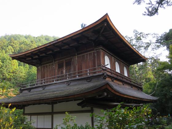 京都銀閣寺に行ってきました40