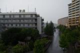 ベルデ名谷20150906雨の中