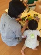 ママと花会C