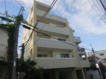 ディライトコート西大井外観_R