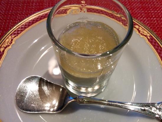 焼き枝豆のムース