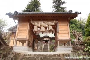 須賀神社(雲南市大東町)9
