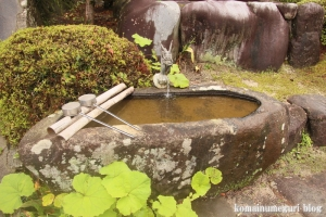 須賀神社(雲南市大東町)10