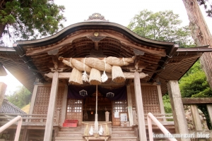 須賀神社(雲南市大東町)12