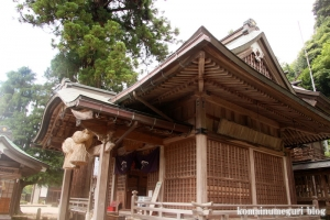 須賀神社(雲南市大東町)13