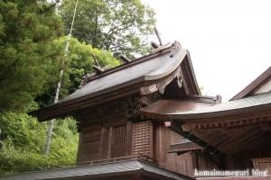 須賀神社(雲南市大東町)40