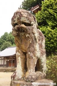 須賀神社(雲南市大東町)45