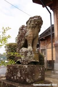 須賀神社(雲南市大東町)48