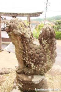 須賀神社(雲南市大東町)50