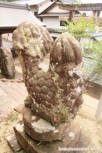 須賀神社(雲南市大東町)51