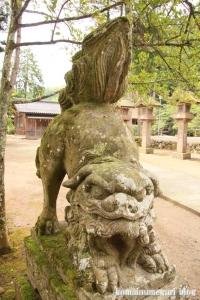 熊野大社(松江市八雲町熊野)16