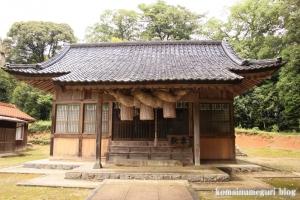 宇留布(うるふ)神社(松江市八雲町平原)5