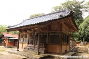 宇留布(うるふ)神社(松江市八雲町平原)6