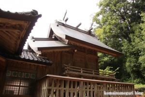 宇留布(うるふ)神社(松江市八雲町平原)7